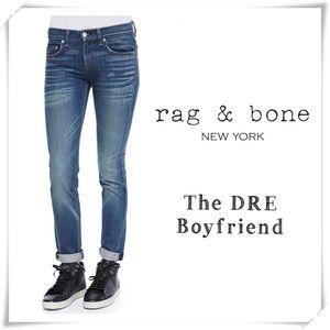 Rag and Bone The Dre Boyfriend Legs Jeans